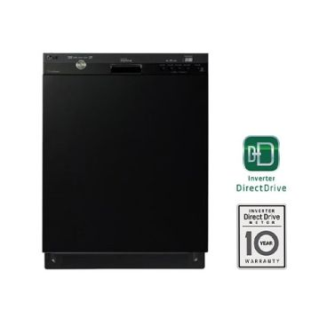 Semi-Integrated Dishwasher with Flexible EasyRack™ Plus System #LGLimitlessDesign & #Contest