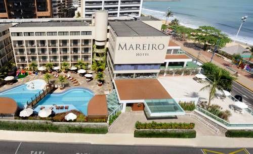Mareiro Hotel - Le Mareiro Hotel bénéficie d'un emplacement idéal sur la plage de Meireles, à proximité du marché d'artisanat populaire de Fortaleza. Surplombant la mer, l'hôtel dispose de 3 piscines et d'une salle de sport. Adresse Mareiro Hotel: Av. Beira Mar, 2380 60165-121 Fortaleza (Ceara)