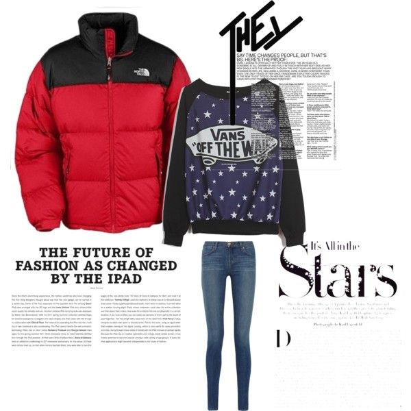"""North Face Mens,North Face Mens Jackets"" by denistonp-haec on Polyvore"
