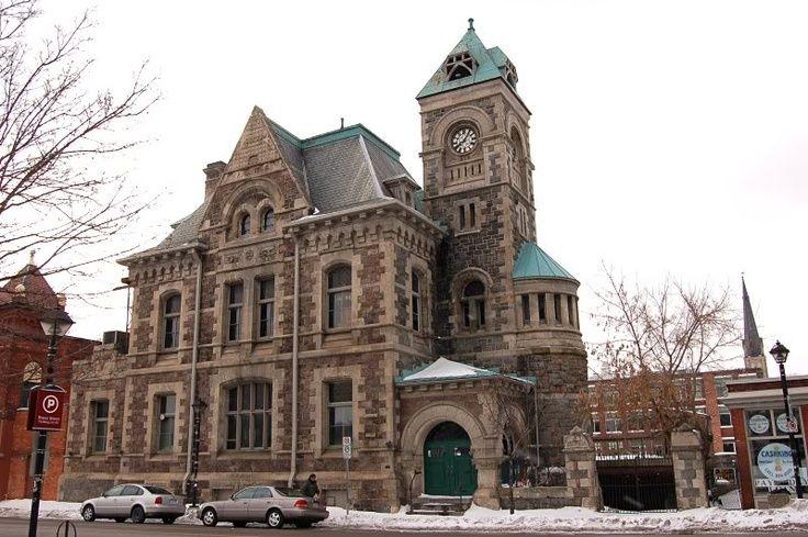 Galt (Cambridge), Ontario