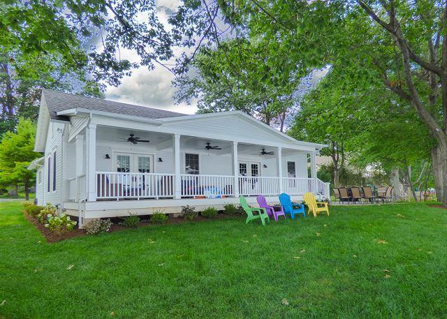 Seneca Lake Vacation Rentals: Schoolhouse Cottage | Finger ...