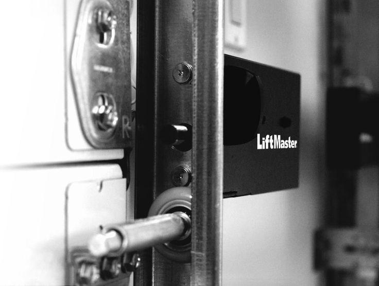 Automatic Garage Door Opener Lock