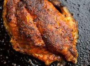Blackened Cajun Catfish Recipe | Just A Pinch Recipes