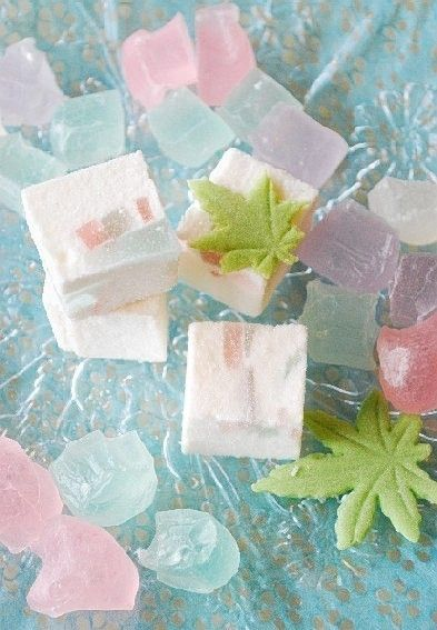 美しい和菓子!「季子ごよみ」と「氷室」 | ウーマンエキサイト みんなの投稿
