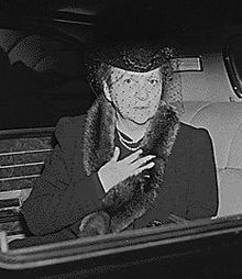 Frances Perkins (born Fannie Coralie Perkins; April 10, 1880 – May 14, 1965) was the U.S. Secretary of Labor from 1933 to 1945, and the first woman appointed to the U.S. Cabinet. As a loyal supporter of her friend, Franklin D. Roosevelt, she helped pull the labor movement into the New Deal coalition. She and Interior Secretary Harold L. Ickes were the only original members of the Roosevelt cabinet to remain in office for his entire presidency.