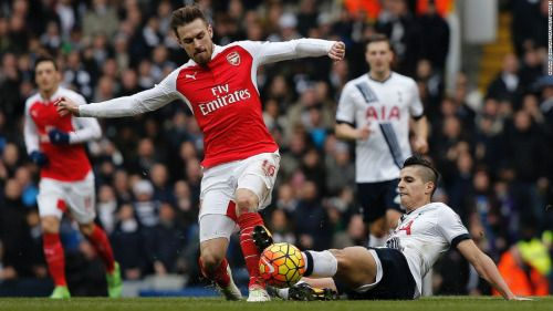 Arsenal's Francis Coquelin apologises for red card at... #Arsenal: Arsenal's Francis Coquelin apologises for red card at Spurs… #Arsenal