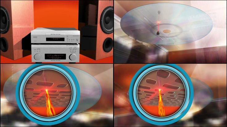 How does a CD work?