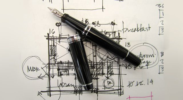 Much of the practice of architecture has moved from the drawing board to the computer screen as technological tools replace pencils and tracing paper. However, sketching is an integral part of my work process. Perhaps that's why I was so profoundly...