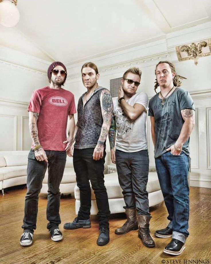 #tbt for #Shinedown   Barry Kerch Brent Smith Eric Bass Shinedown Shinedown Nation Shinedowns Nation Zach Myers