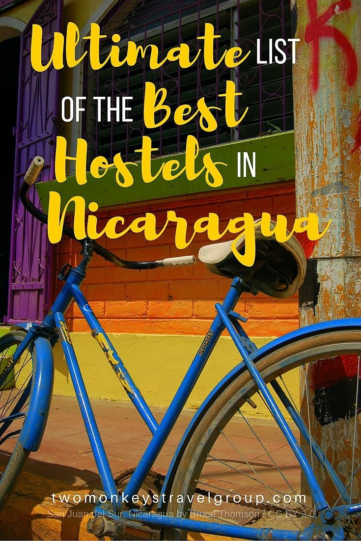 Ultimate List of The Best Hostels in Nicaragua