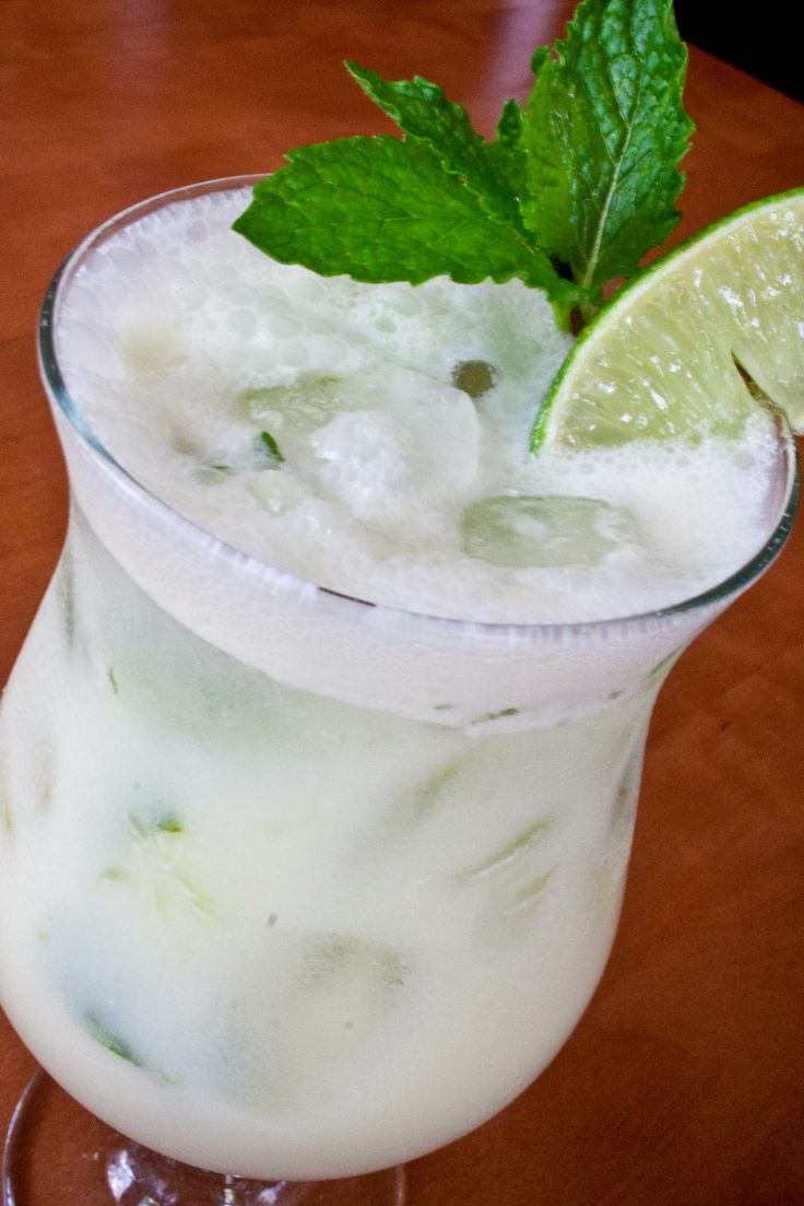 Coconut Mojito C 238 Roc Coconut Vodka 183 Malibu Rum
