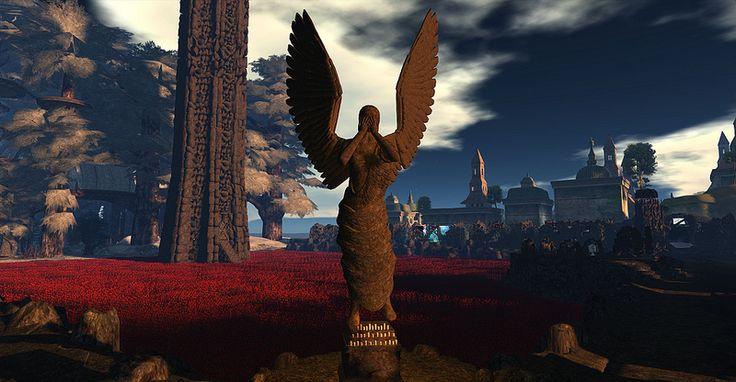 Fantasy Faire 2013 - Crimson Fields