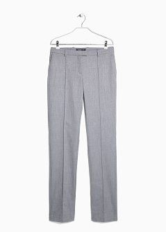 Asymmetric hem sweater - Cardigans and sweaters for Women | MANGO
