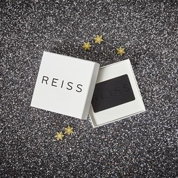 Reiss Thank You for Entering the 12 Days Of Gifting Competition - REISS