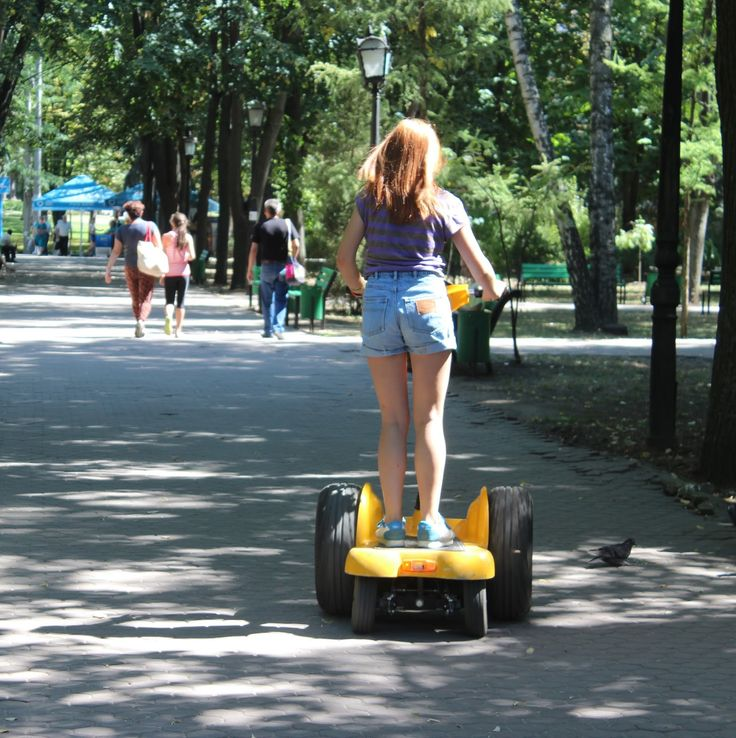 Latest Segway News