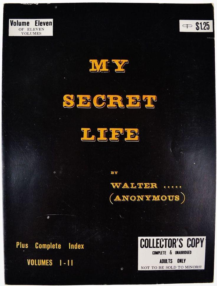 1967 My Secret Life Collector's Copy