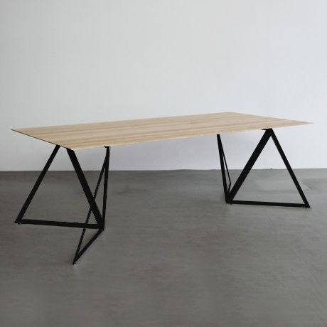 Steel Table Legs   Black   Alt_image_three   Sebastian Scherer