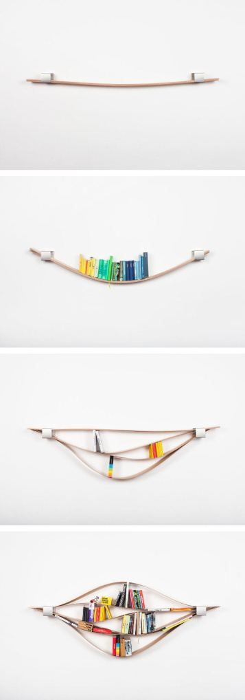 Chuck, Designed By Natascha Harra Frischkorn Of Hafriko. | #bookshelf
