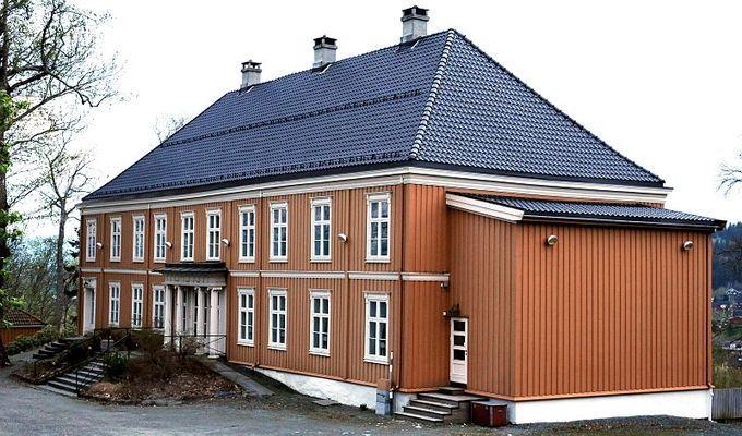 Kystad Manorhouse, Norway