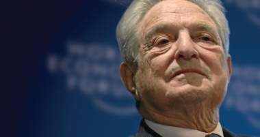 "George Soros: The ""God"" Who Should Be Imprisoned: ""I admit I've always harbored an exaggerated view of self-importance - to put it bluntly, I fancied myself as some kind of god."" & ""It is a sort of disease when you consider yourself some kind of god, the creator of everything, but I feel comfortable about it now since I began to live it out."" &""...I also have very strong fantasies of being mad,"" Soros said. ""In fact, my grandfather was actually paranoid. I have a lot of madness in my…"