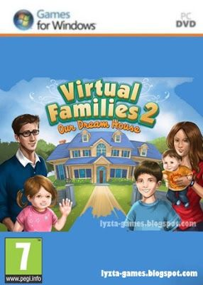 Virtual Families 2: Our Dream House Free Download PC Game Full Version Visit: http://lyzta-games.blogspot.com/2013/07/download-virtual-families-2-our-dream-house-pc-full.html