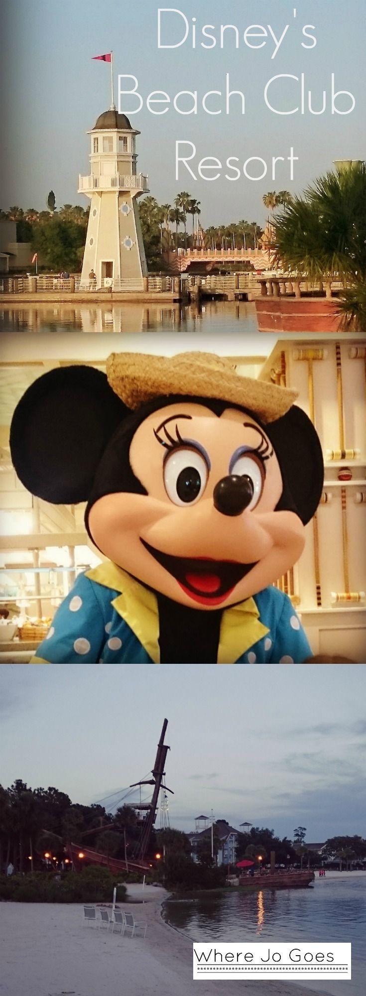 Disney Beach Club Resort, Orlando, Florida  Review Disney Beach Club Resort  Walt Disney World, Florida  Hotels Disneyworld