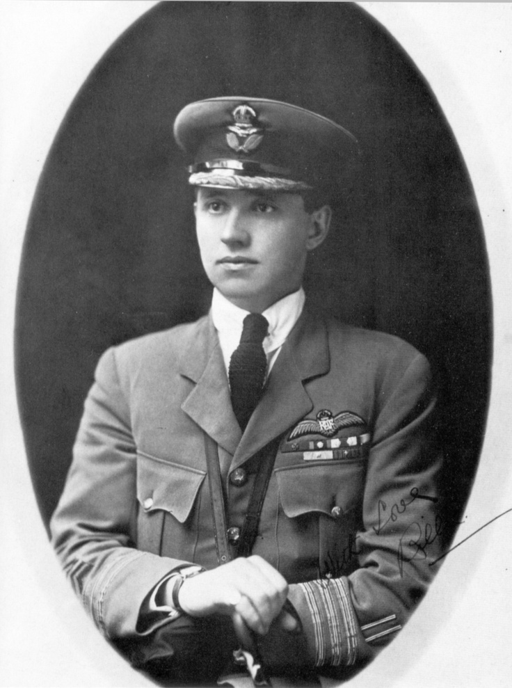 William Barker - Britain and Canada's most decorated hero