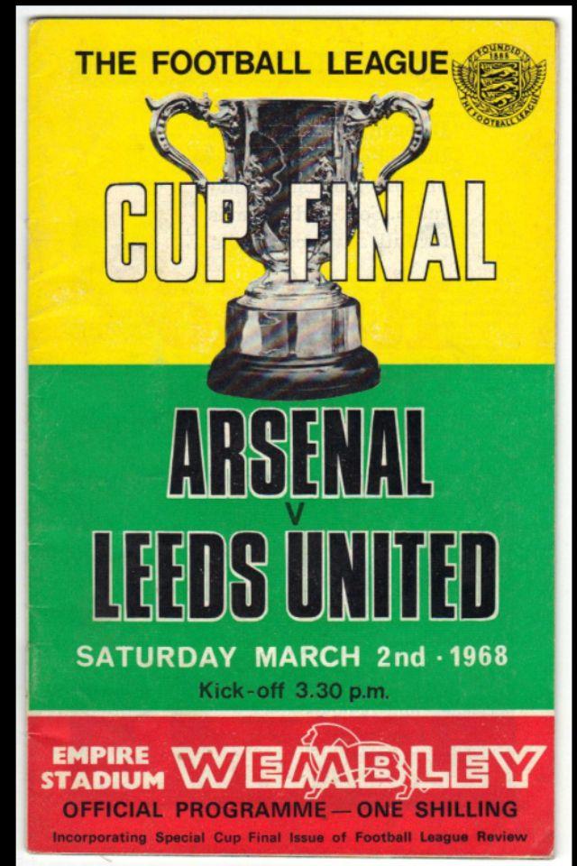 Leeds - Arsenal 1968