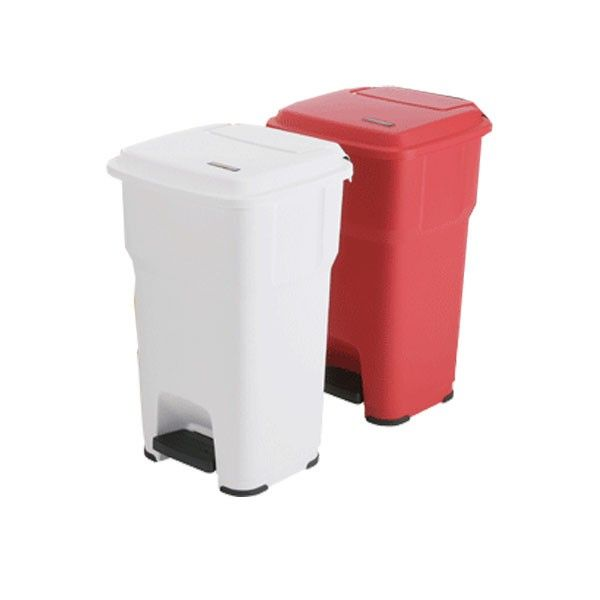Vileda Hera 85L Pedal Bin - Jual Tempat Sampah Plastik Terbaik Kuat & Tahan Lama Bagus.  - Hands Free Operation - complies with HACCP recommendations - Large pedal - ideal for use with safety shoes in professional environments - Overlapping lid design - keeps odours inside - Integrated bag holder –  http://alatcleaning123.com/tempat-sampah/1547-vileda-hera-85l-pedal-bin-jual-tempat-sampah-plastik-terbaik-kuat-tahan-lama-bagus-dg-harga-murah.html  #vileda #wastebin #tempatsampah