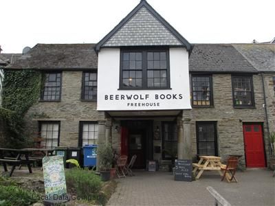 Beerwolf Books, Bell's Court (off Market Street) - Falmouth