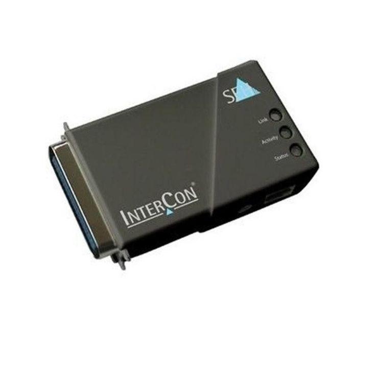 ZebraNet 10-100 Print Server Print Server RJ45 Parallel Xi4 Seh PS105-Z P1000219