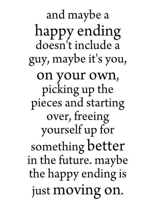 Real happy endings