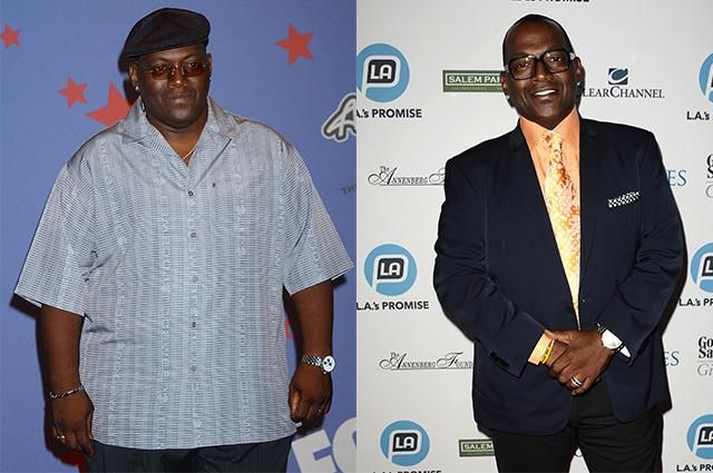 Randy Jackson - 16 #Celebrity Weight Loss Successes #weightloss