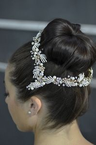 Elena Designs - Headpieces E785