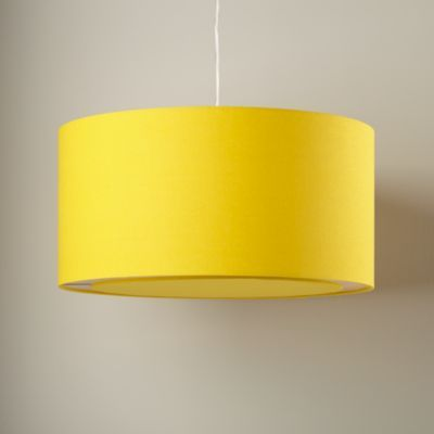 Hangin' Around Ceiling Lamp (Yellow) - perfect for yellow theme! Lucy