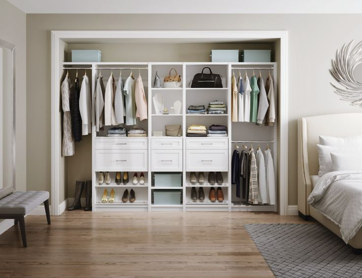 312 best Bedroom Closets images on Pinterest Dresser in closet
