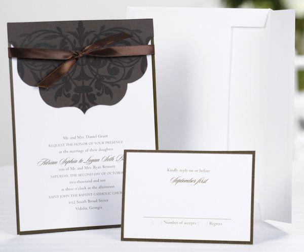 25+ best ideas about wedding invitation kits on pinterest, Wedding invitations