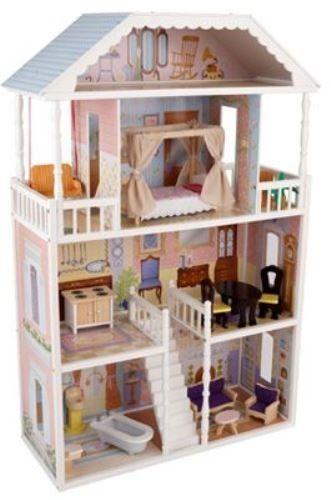 17 beste idee n over houten poppenhuis op pinterest for Barbiehuis meubels