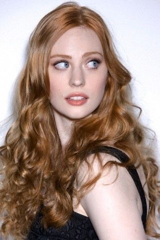 Deborah Ann Woll's strawberry blonde