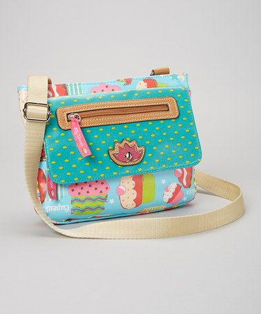 Another great find on #zulily! Bake Sale Paige Crossbody Bag by Lily Bloom #zulilyfinds