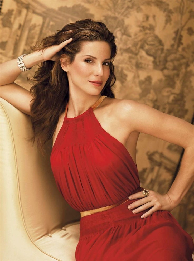 Sandra Bullock. Watch her in: Speed, While You Were Sleeping, A Time to Kill, 28 Days, Miss Congeniality, Crash, The Proposal, The Blind Side, Extremely Loud & Incredibly Close, Gravity