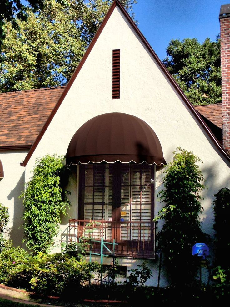 Dome Window Awnings : Best metal awnings images on pinterest window