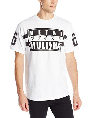 Metal Mulisha Men's Faisst Two-Tone T-Shirt, White, 2X-Large Metal Mulisha http://www.amazon.com/dp/B00V4D1MRC/ref=cm_sw_r_pi_dp_s1pswb112ETSY