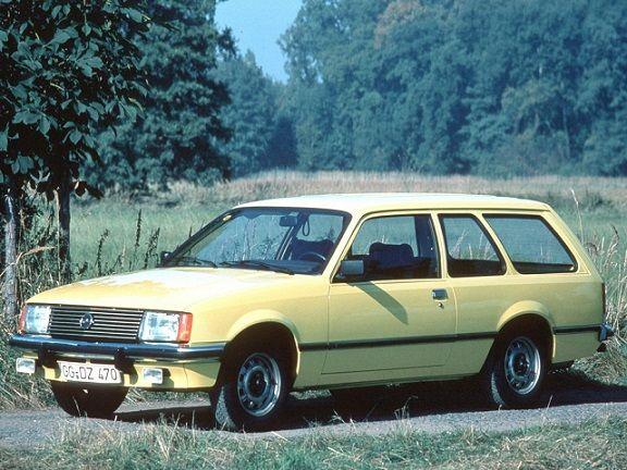 Opel Rekord Caravan - 1977