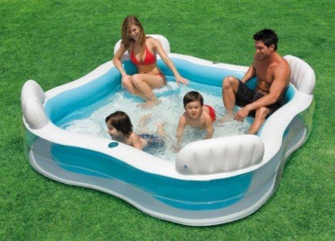 piscine gonflable a vendre