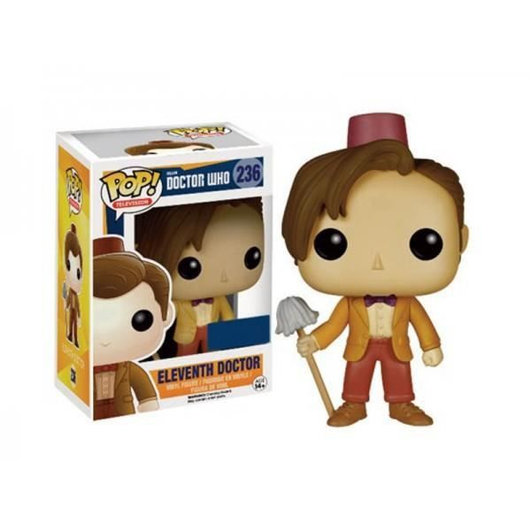 Figurine POP Doctor Who 11th Fez