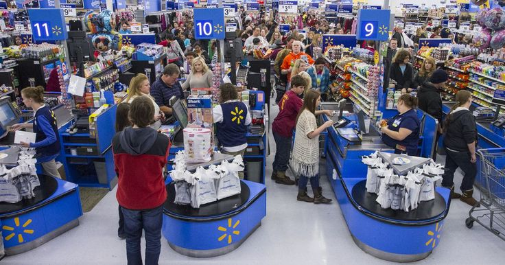 Walmart hopes (some) Black Friday shoppers will skip the lines for early Cyber Week deals
