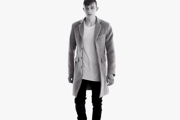 Martin Asbjørn  2015 Fall/Winter Video Lookbook