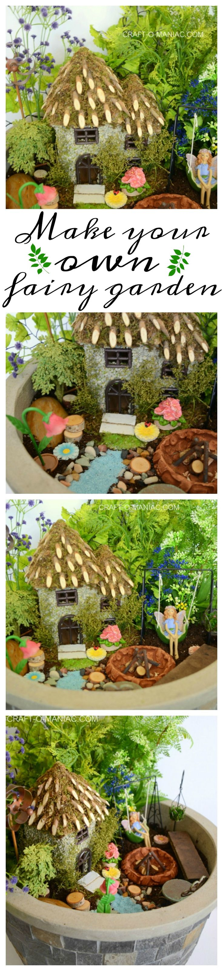 518 best Gardens & Outdoor Decor with JOANN images on Pinterest ...
