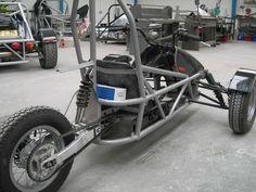 Electric RT | Reverse Trike